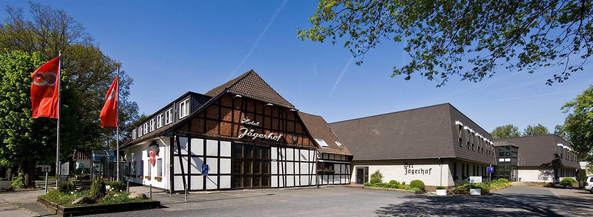 4-Sterne Hotel Jägerhof Hannover Langenhagen